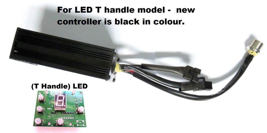 ProRider golf trolley controller