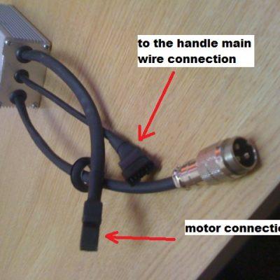 control box connectors