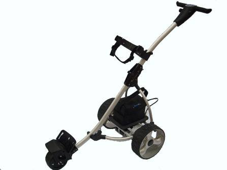 Electric Golf trolley spares explained - Various parts for