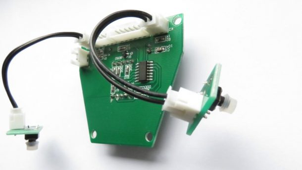S3 Controller handle circuit