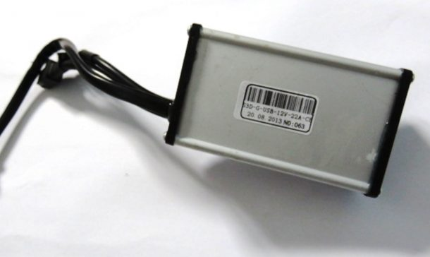 Spare Controller S3D-G-USB-12V-22A