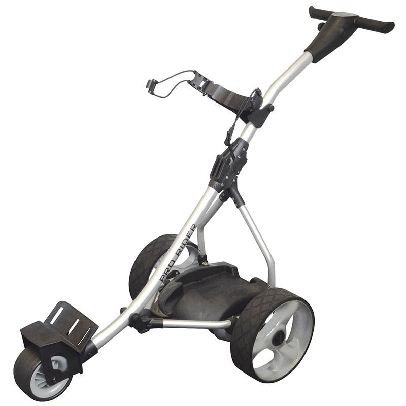 Original Pro Rider T handle golf trolley