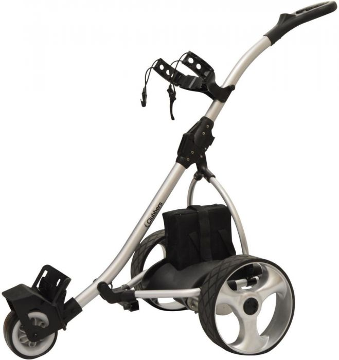 clubbers golf trolley
